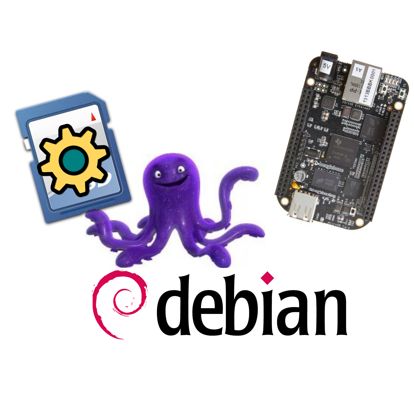 Machinekit with Debian Stretch on the BeagleBone Black