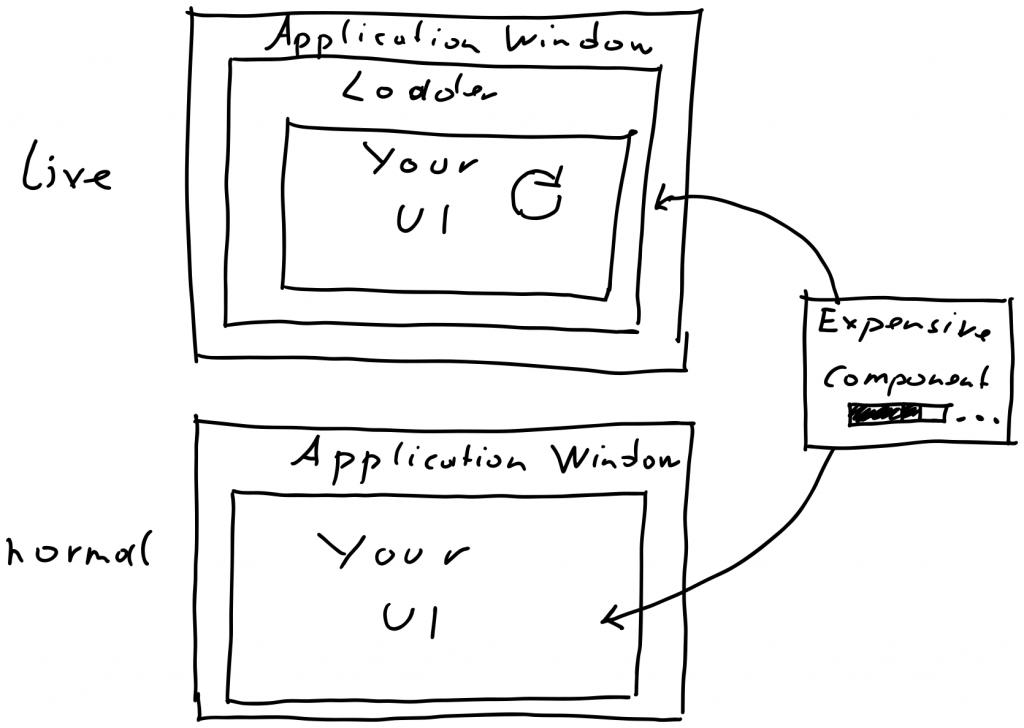 Live Coding QML applications