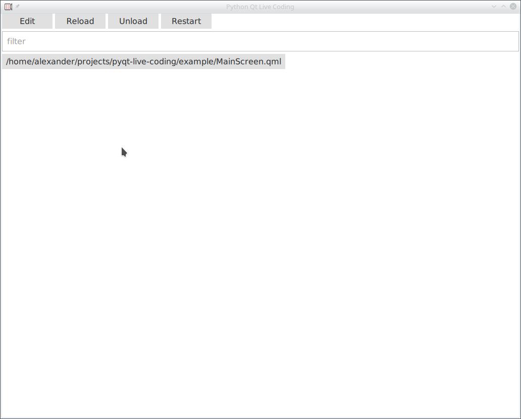 Speed up your GUI Development with Python, Qt, QML, PyQt Live Coding