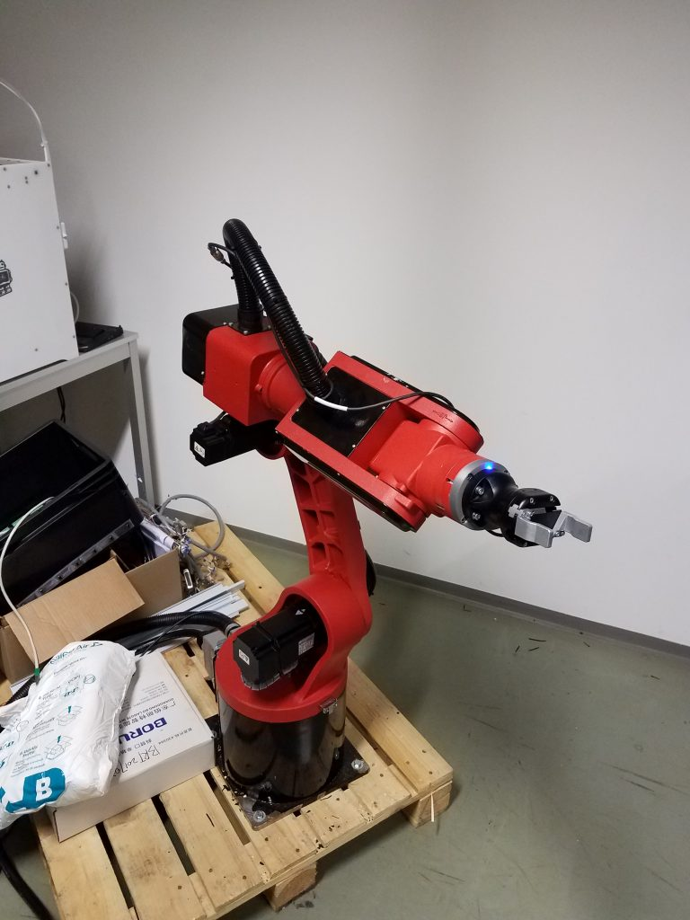 Borunte BRTIRUS0805A robot