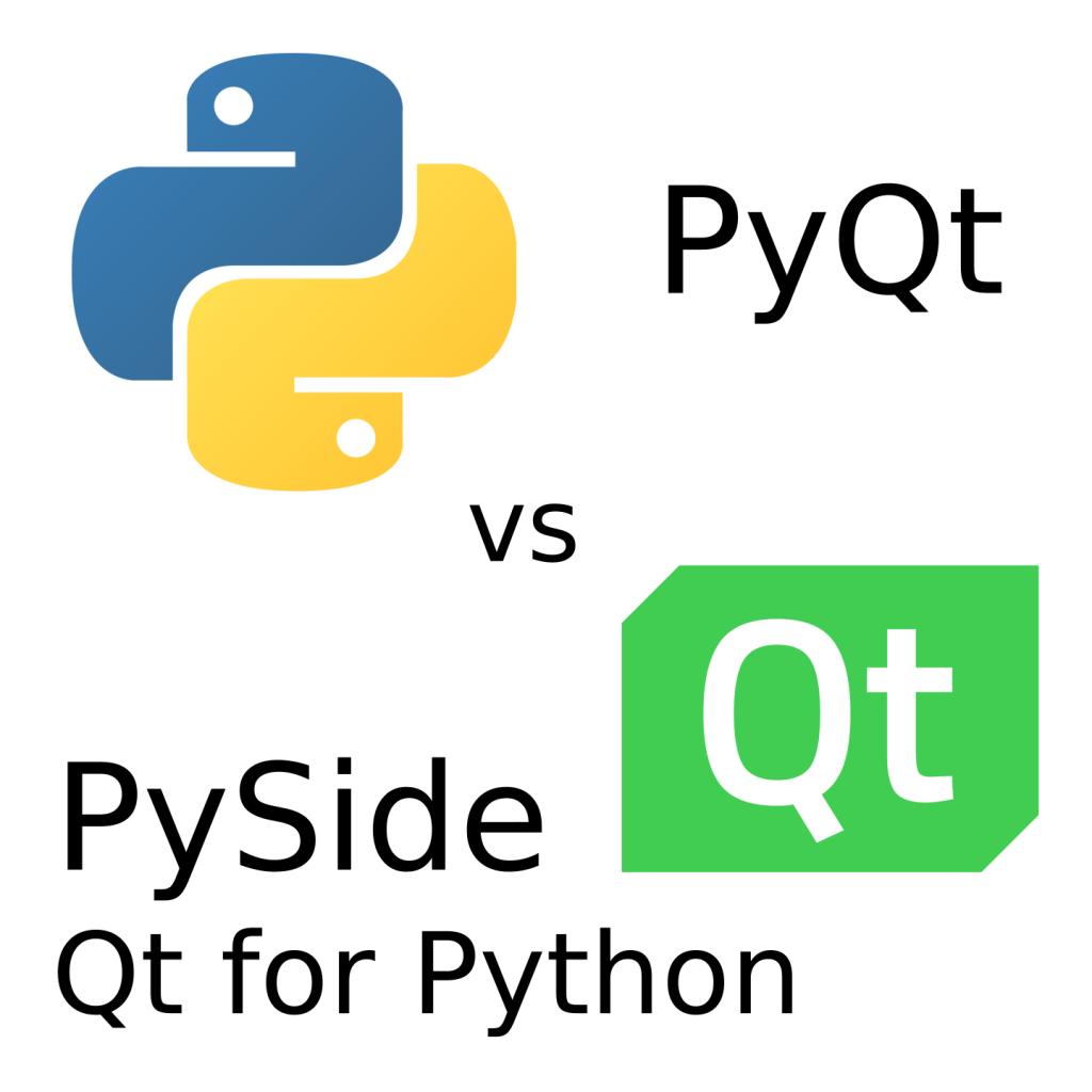 PyQt vs PySide