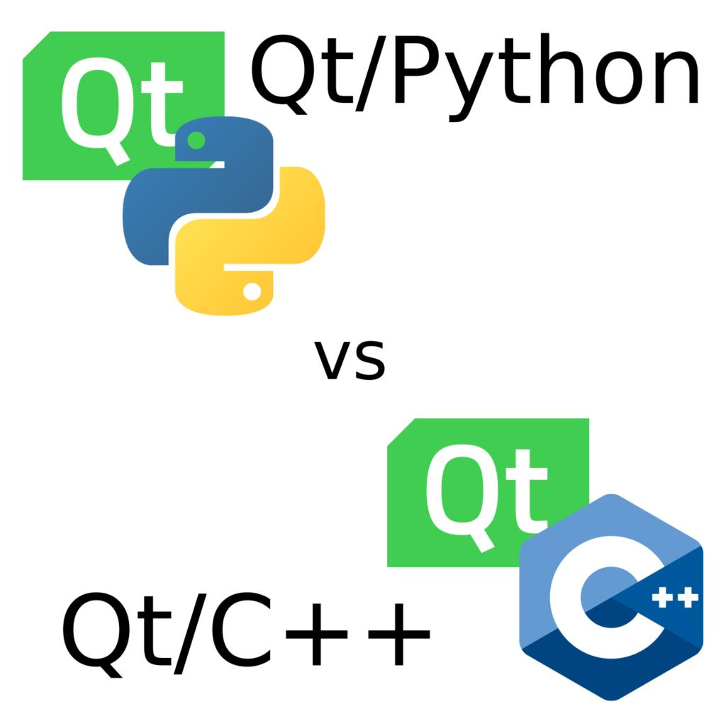 Qt Python vs Qt C++
